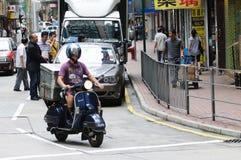 Люди Hong Kong. Стоковая Фотография RF