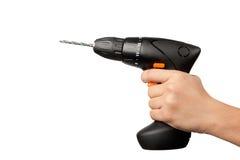 Людская рука с wimble Стоковая Фотография RF