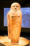 Людск-форменные гробы, Deir el-Balah Стоковая Фотография