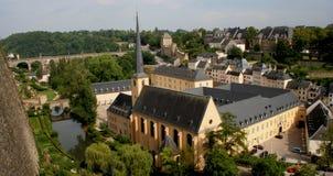 Люксембург Стоковое фото RF