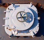 Люк корабля стоковое изображение
