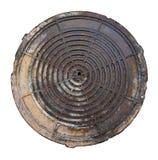 люк -лаз крышки Стоковое Изображение RF