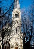 Лютеранин St Peter и собор Пола в Москве Стоковое фото RF