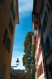 Люцерн, столица кантона Люцерна, центральной Швейцарии, Европы Стоковое фото RF