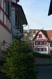 Люцерн, столица кантона Люцерна, центральной Швейцарии, Европы Стоковое Фото