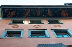 Люцерн, столица кантона Люцерна, центральной Швейцарии, Европы Стоковые Фото