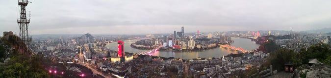 Лючжоу Китая стоковое фото rf