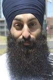 Люд-Вероисповедани-Мусульман-портрет мусульманского человека Стоковые Фотографии RF