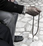 Люди в индюке для того чтобы нарисовать хваление, для того чтобы прийти от вершины стресса сделать хваление, Стоковые Фото
