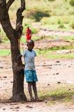 Люди в Кении Стоковое фото RF