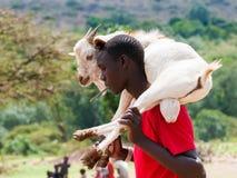 Люди в Кении стоковая фотография rf