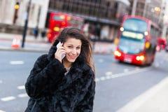 Люди в Лондоне стоковое изображение