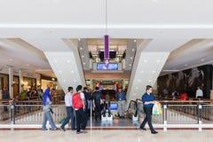 Люди в торговом центре Стоковое фото RF