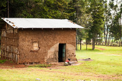 Люди в Эфиопии Стоковое Фото