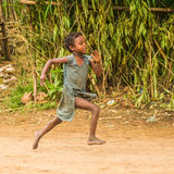 Люди в Эфиопии Стоковое фото RF