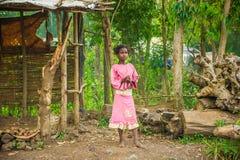 Люди в Эфиопии Стоковая Фотография RF