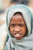 Люди в OMO, ЭФИОПИЯ Стоковая Фотография RF