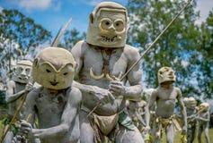 Люди грязи Стоковая Фотография RF