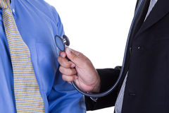 Люди и здоровье сердца Стоковое Изображение RF