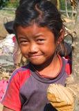 Люди Непала Стоковые Изображения RF