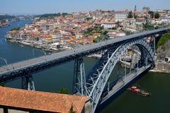 Люди - Порту - Португалия Стоковые Изображения RF