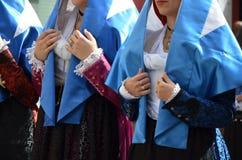 Люди Сардинии Стоковое фото RF