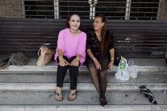 Люди Таиланда Стоковое фото RF