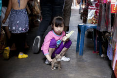 Люди Таиланда Стоковое Фото