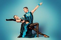 Люди танцора Стоковые Изображения