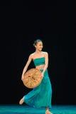 люди танцульки китайца Стоковое Изображение