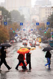 люди урбанские Стоковые Фотографии RF