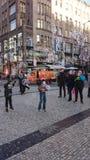 Люди улицы Стоковое Изображение RF