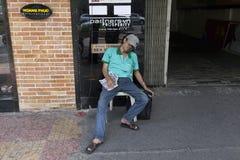 Люди Хошимина Стоковые Фотографии RF