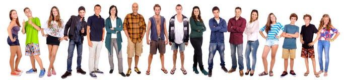 Люди стоковые изображения rf