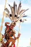 Люди Dayak Стоковое Изображение