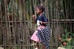 Люди Indegenous - Mamanwa в Филиппинах Стоковые Фотографии RF