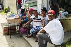 Люди Kalibo Стоковые Изображения RF