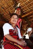 Люди Nagaland Стоковые Фото