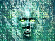 людская технология Стоковая Фотография