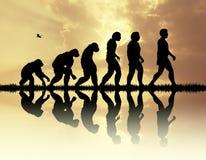 Людское развитие иллюстрация штока