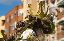 Лягушка танцев Стоковое Фото
