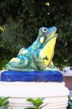 Лягушка фонтана Стоковое Изображение RF