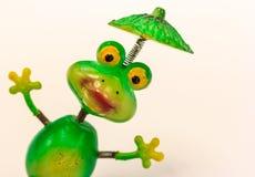 Лягушки игрушки стоковое фото