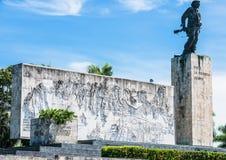 Мавзолей Че Гевара в Santa Clara, Кубе стоковая фотография rf
