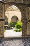мавзолей Стоковое Изображение