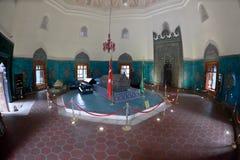 мавзолей bursa зеленый Стоковая Фотография
