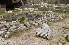 мавзолей halicarnassus стоковые фотографии rf