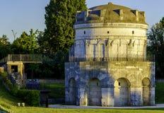 Мавзолей Theoderic Mausoleo di Teodorico стоковая фотография