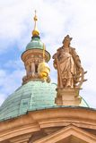 Мавзолей Граца Kaiser Ferdinand II Стоковое Изображение