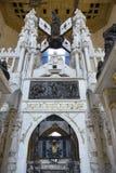 Мавзолей маяка Christopher Columbus Восточная зона Санто Доминго, Доминиканской Республики Стоковые Изображения RF
